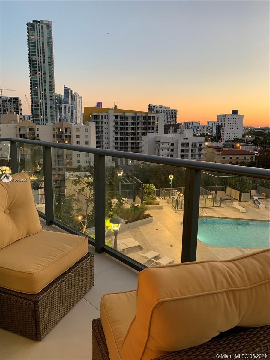 Paraiso Bayviews #709 - 501 NE 31st St #709, Miami, FL 33137