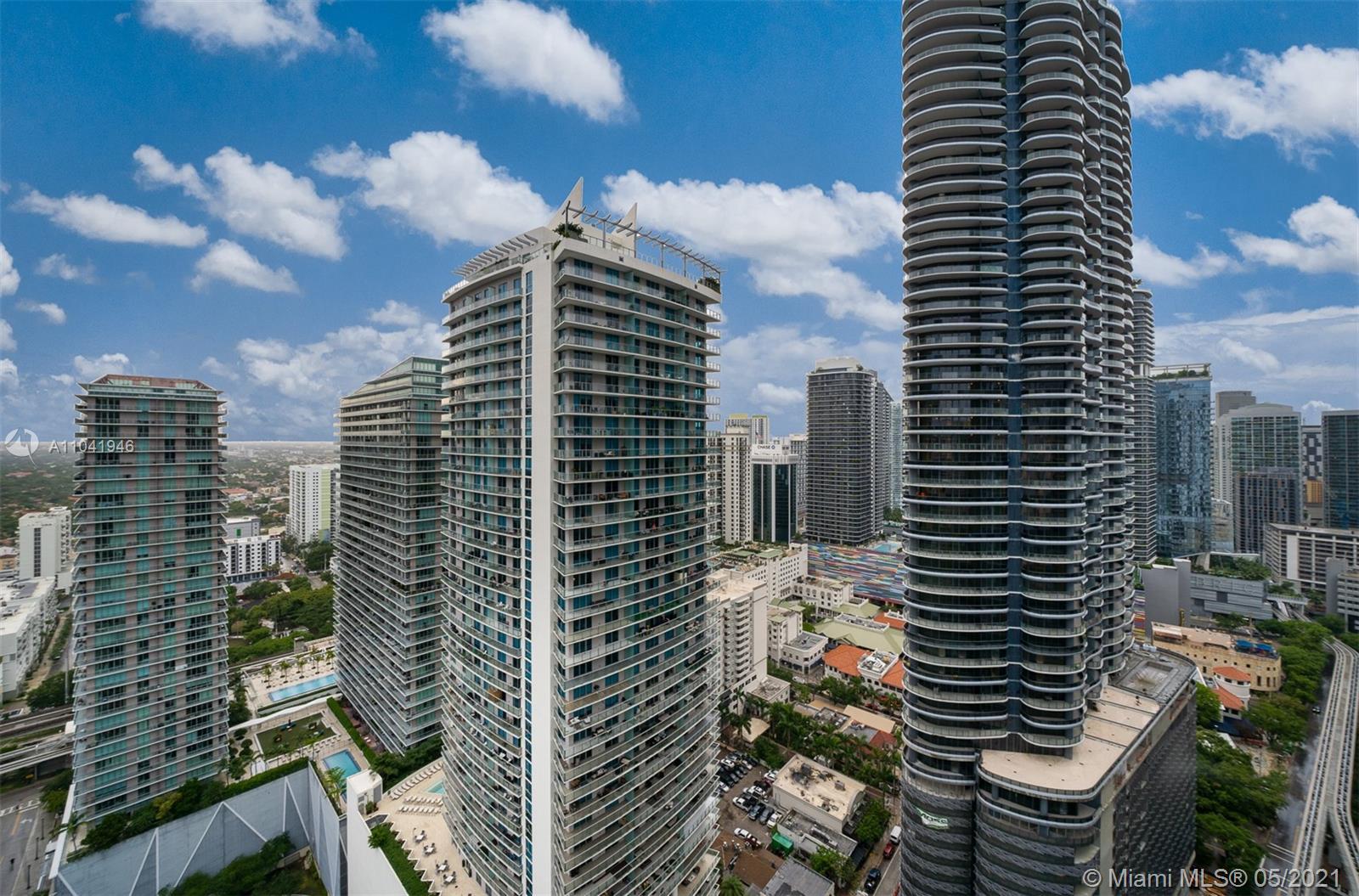 The Bond #3405 - 1080 Brickell Ave #3405, Miami, FL 33131