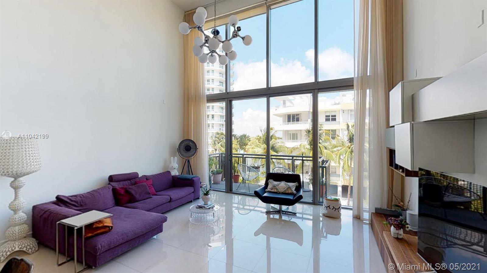 Terra Beachside Villas #544 - 6000 Collins Ave #544, Miami Beach, FL 33140