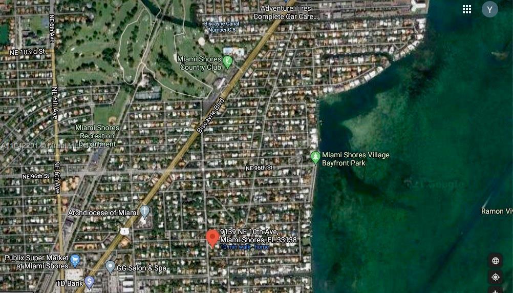 Miami Shores BayFront Park