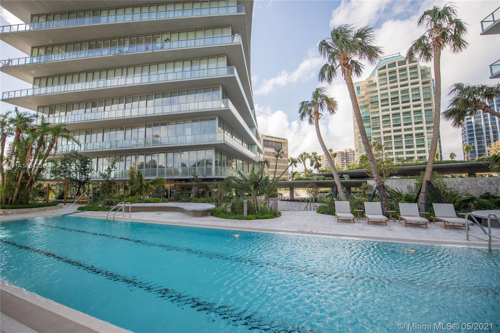 Grove At Grand Bay North Tower #704N - 2669 S Bayshore Dr #704N, Coconut Grove, FL 33133