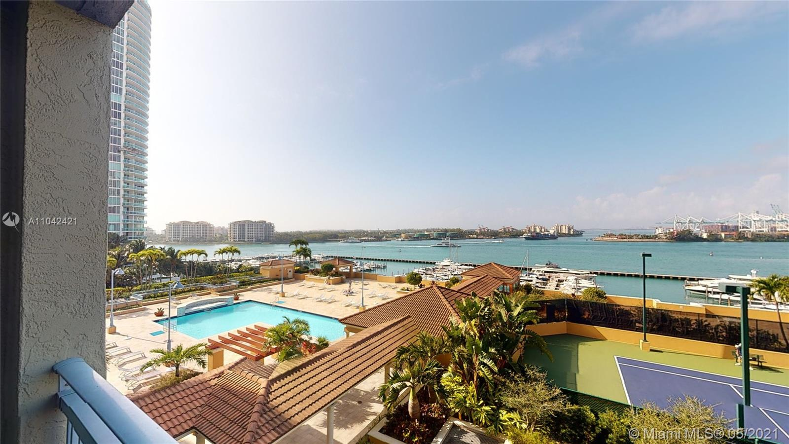 Yacht Club #908 - 90 Alton Rd #908, Miami Beach, FL 33139