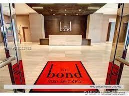 The Bond #1803 - 1080 Brickell Ave #1803, Miami, FL 33131