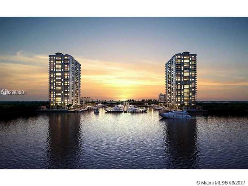 Marina Palms 2 #1401 - 17301 BISCAYNE #1401, North Miami, FL 33160