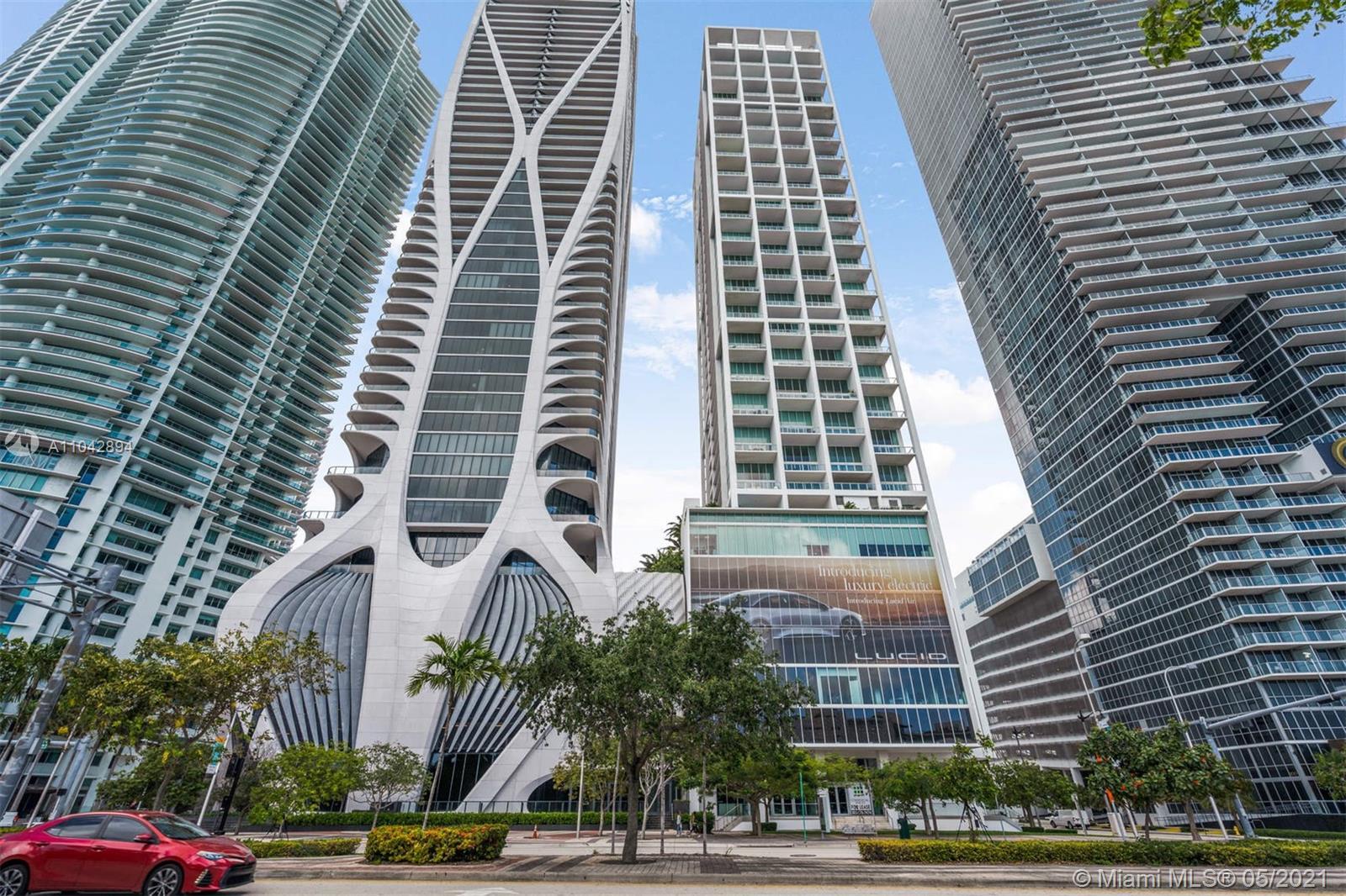 Ten Museum Park #2707 - 1040 Biscayne Blvd #2707, Miami, FL 33132