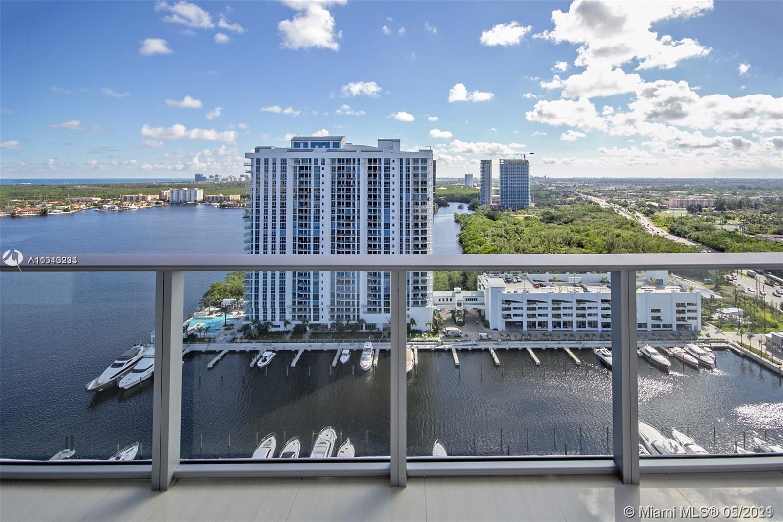 Marina Palms 2 #2301 - 17301 Biscayne Blvd #2301, North Miami Beach, FL 33160