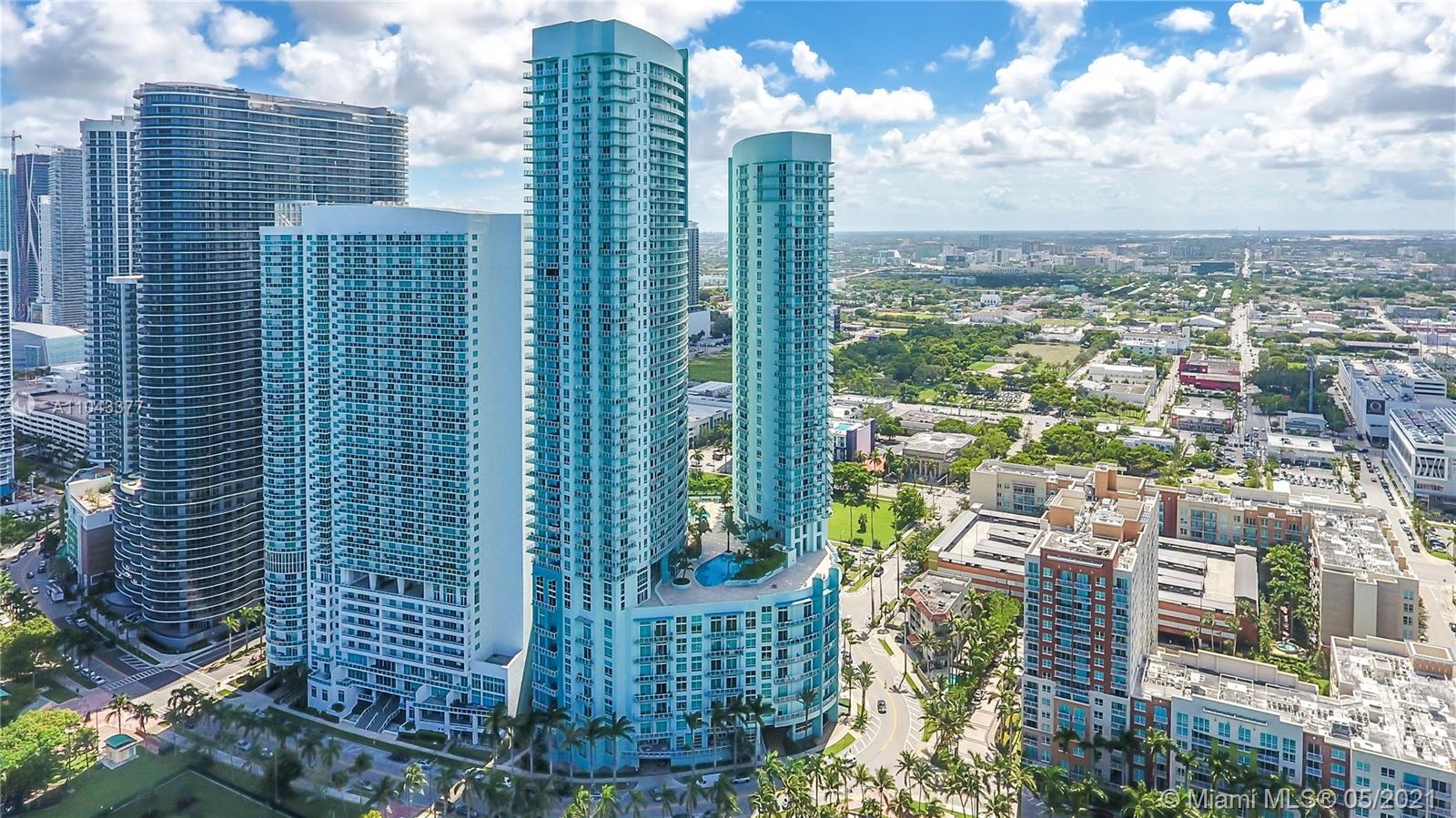 Quantum on the Bay #2316 - 1900 N Bayshore Dr #2316, Miami, FL 33132