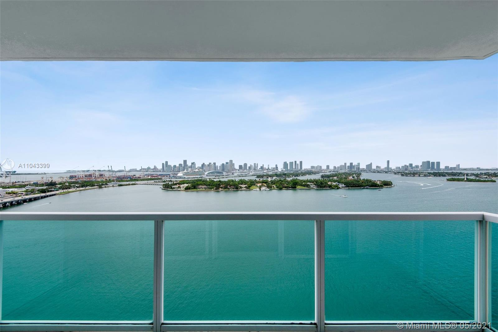 The Floridian #2307 - 650 West Ave #2307, Miami Beach, FL 33139