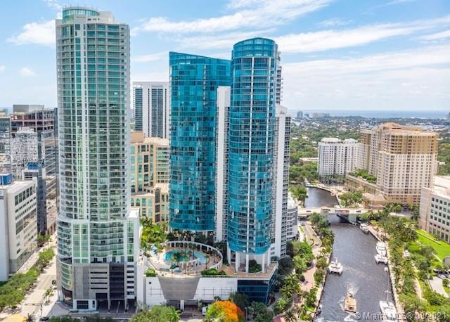 Las Olas River House #1208 - 333 Las Olas Way #1208, Fort Lauderdale, FL 33301