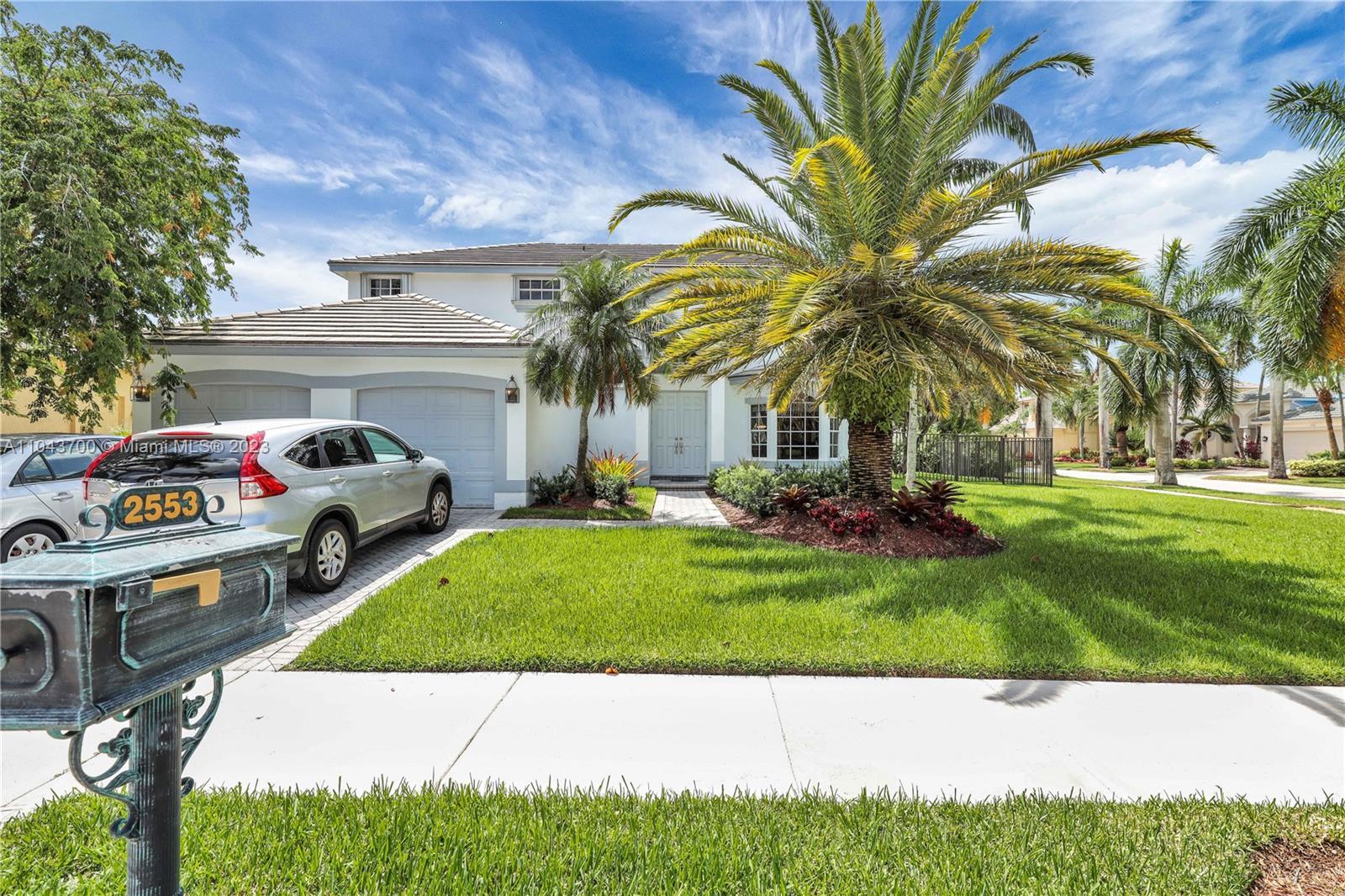 Weston Hills - 2553 Jardin Ter, Weston, FL 33327