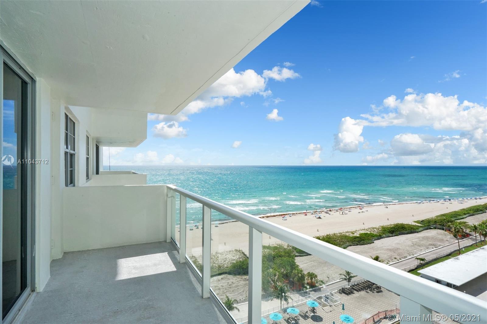 Arlen Beach #1212 - 5701 E Collins Ave #1212, Miami Beach, FL 33140