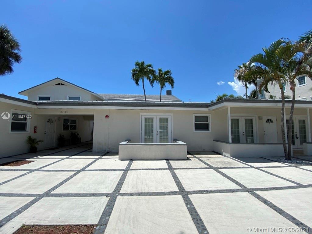 Property for sale at 2724 NE 15th St Unit: 2, Fort Lauderdale,  Florida 33304