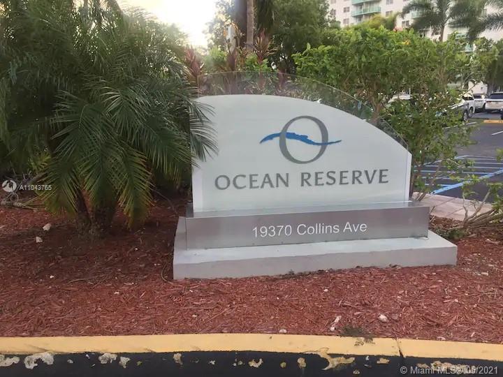 Ocean Reserve #312 - 19370 Collins Ave #312, Sunny Isles Beach, FL 33160