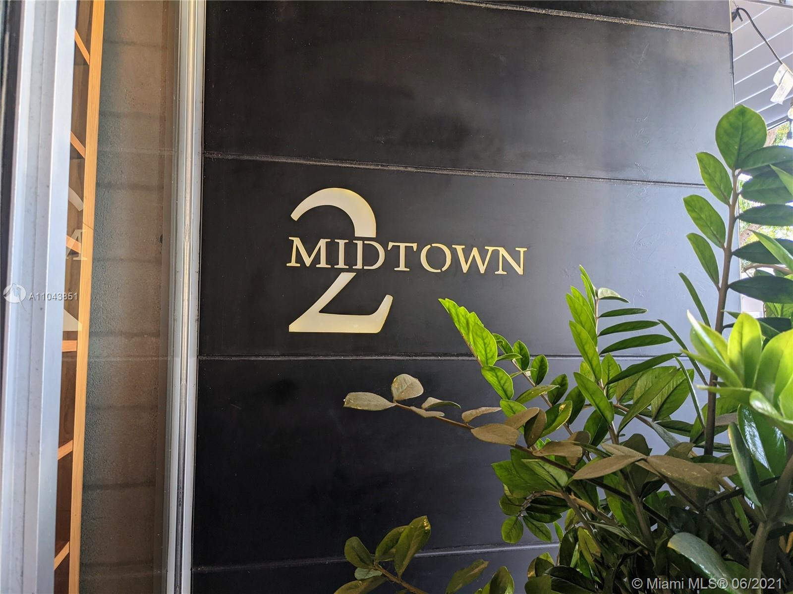 Two Midtown #M0809 - 3451 NE 1st Ave #M0809, Miami, FL 33137