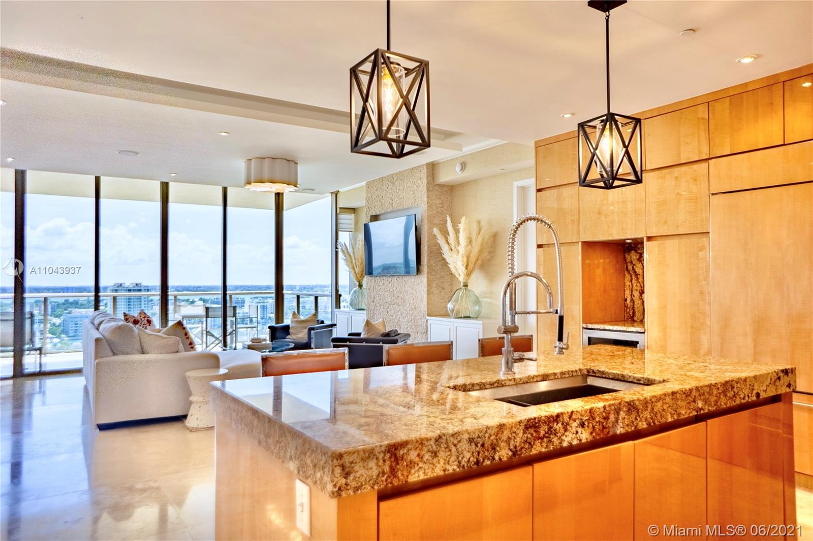 St Regis Bal Harbour South Tower #1605S - 9701 Collins Ave #1605S, Bal Harbour, FL 33154