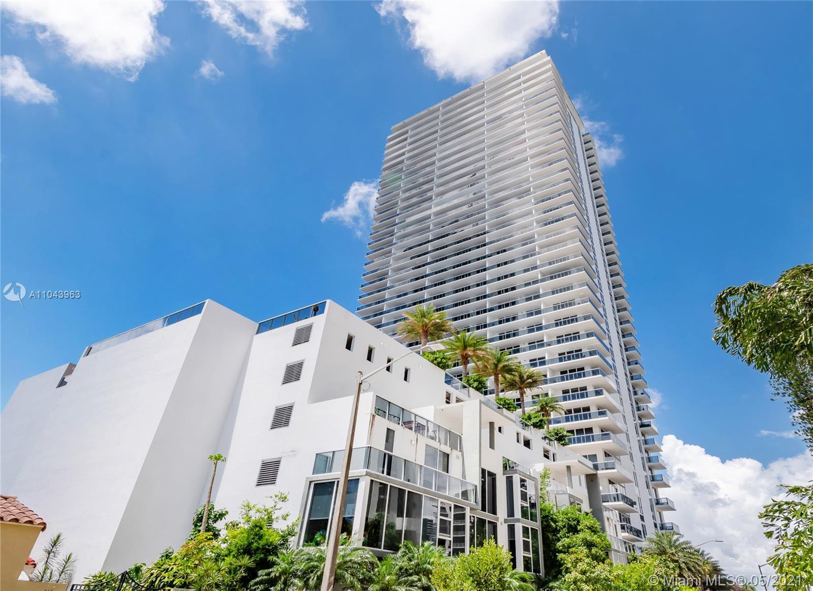 Bay House #1101 - 600 NE 27th St #1101, Miami, FL 33137