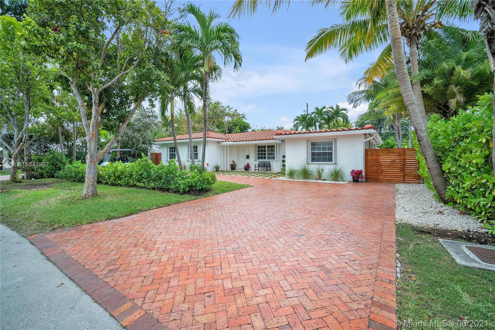 Biscayne Key Estates - 774 Fernwood Rd, Key Biscayne, FL 33149