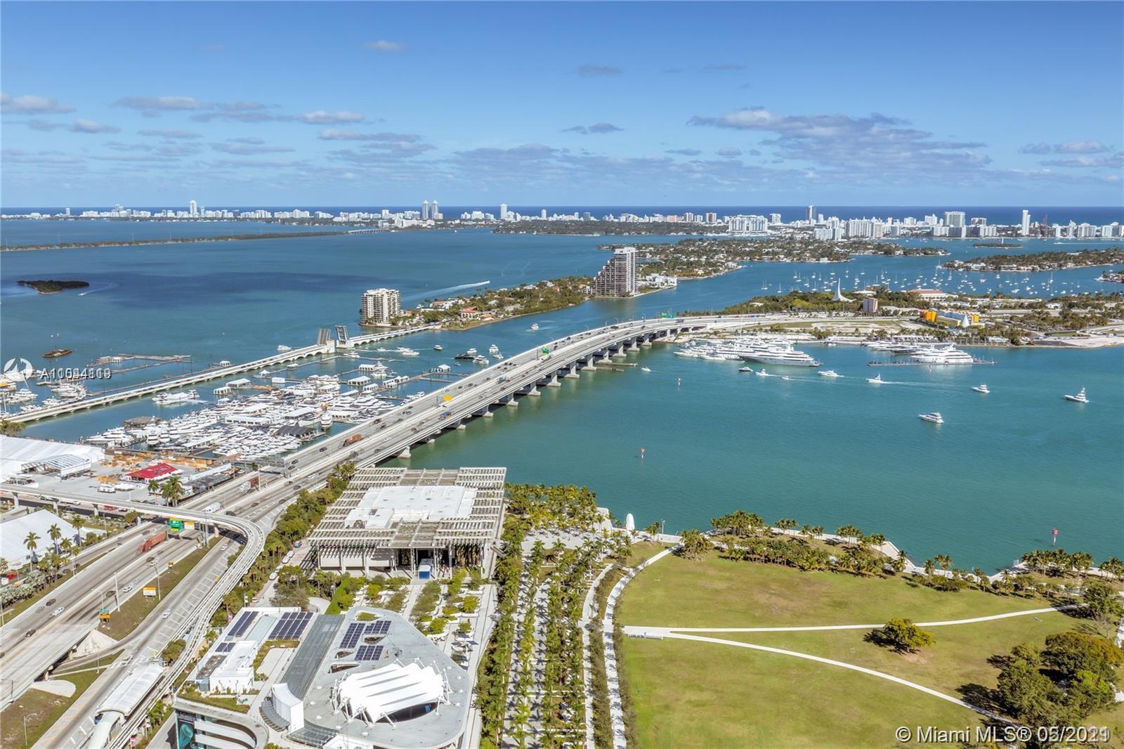 900 Biscayne Bay #5208 - 900 Biscayne Blvd #5208, Miami, FL 33132