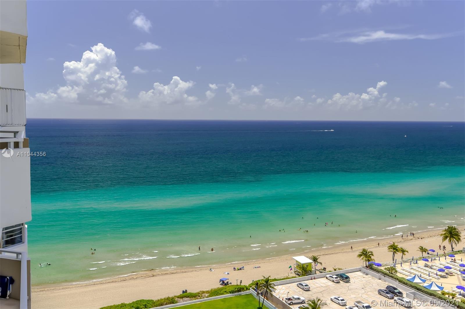 The Hemispheres Three #18A - 1980 S Ocean Dr #18A, Hallandale Beach, FL 33009