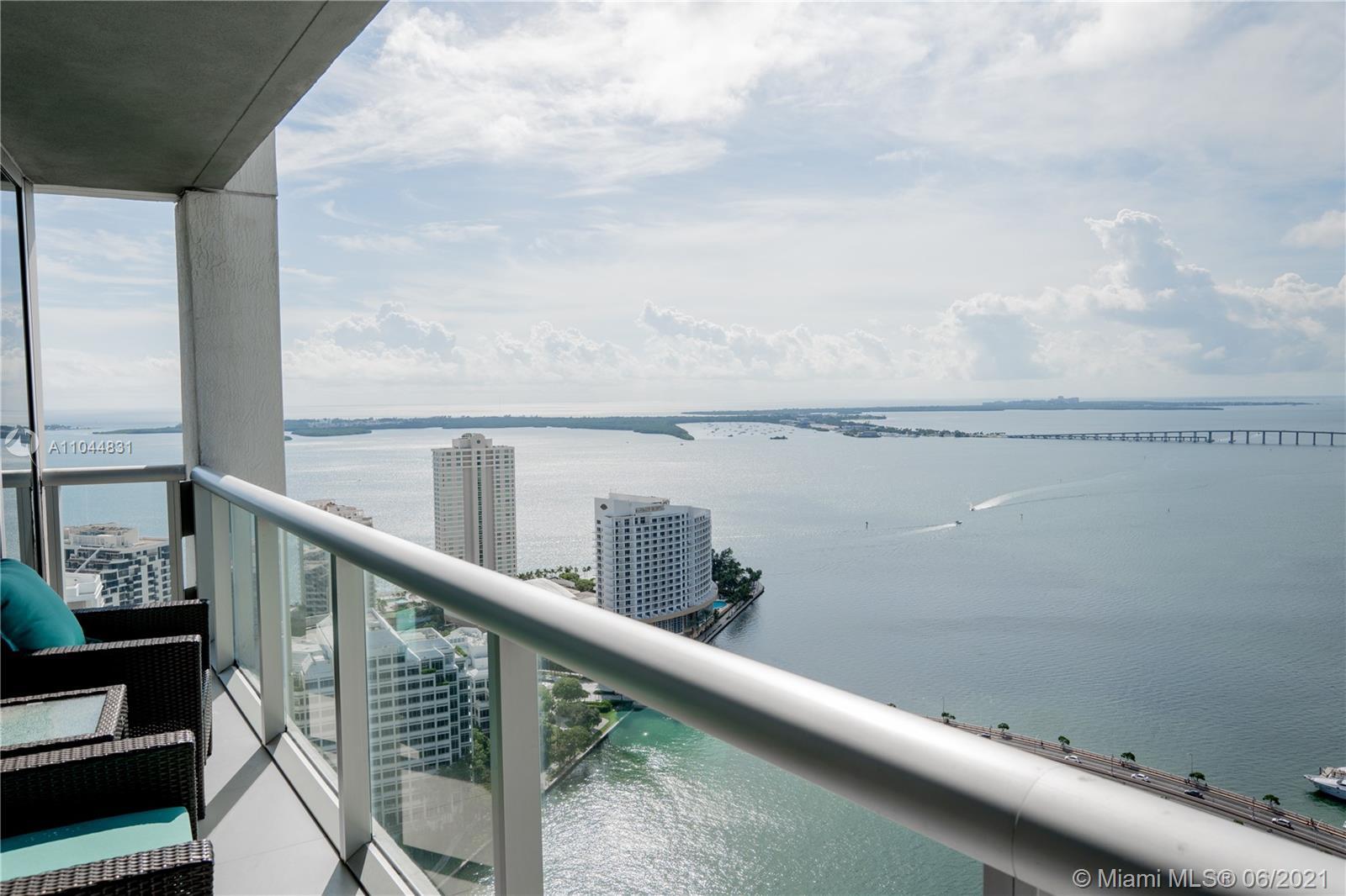 Icon Brickell 2 #3801 - 495 Brickell Ave #3801, Miami, FL 33131