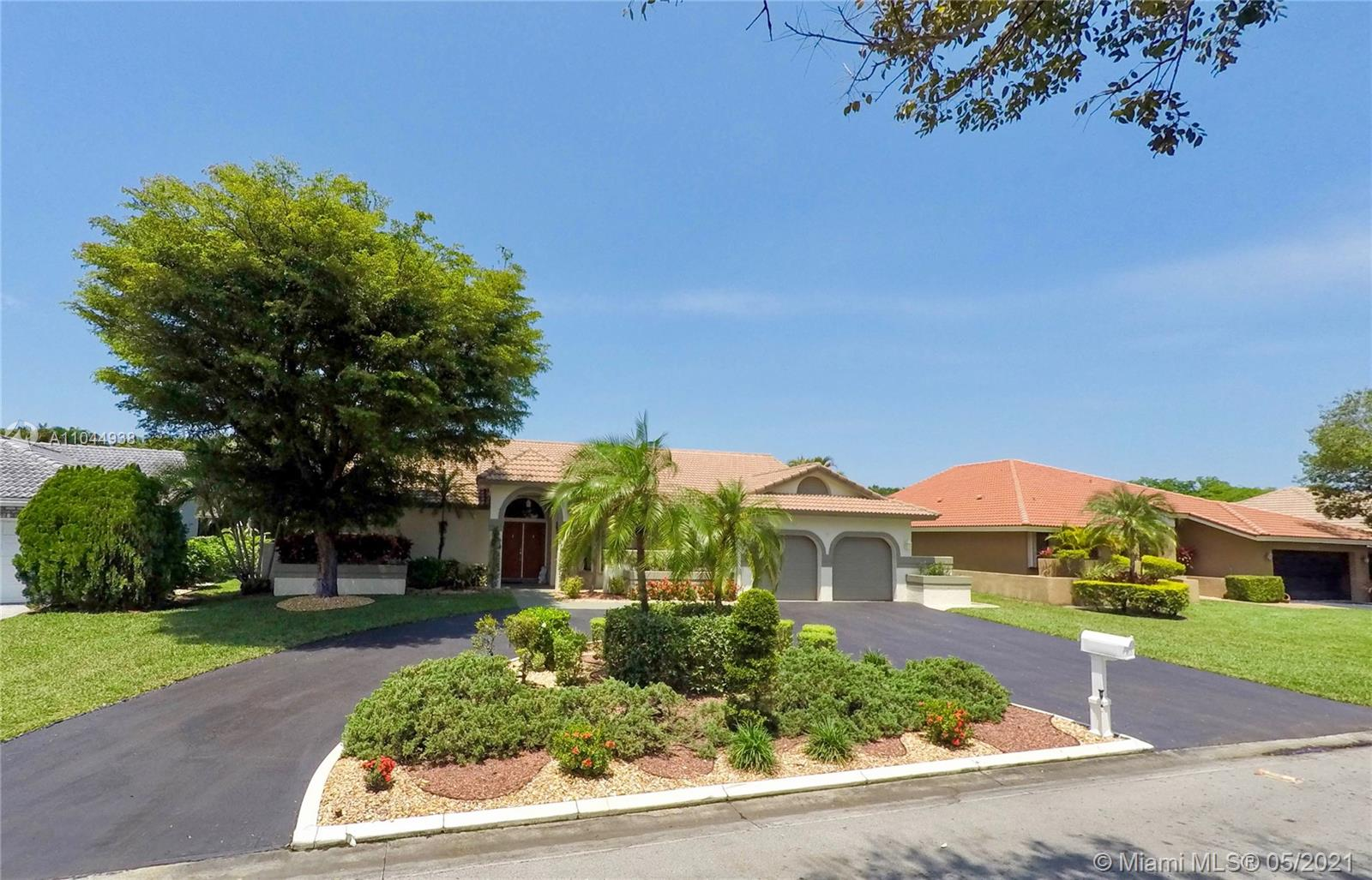 Property for sale at 4766 NW 91st Way, Coral Springs,  Florida 33067