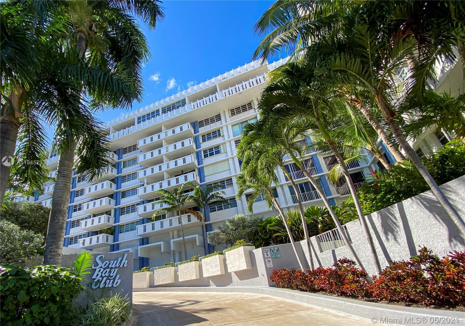 South Bay Club #738 - 800 West Ave #738, Miami Beach, FL 33139