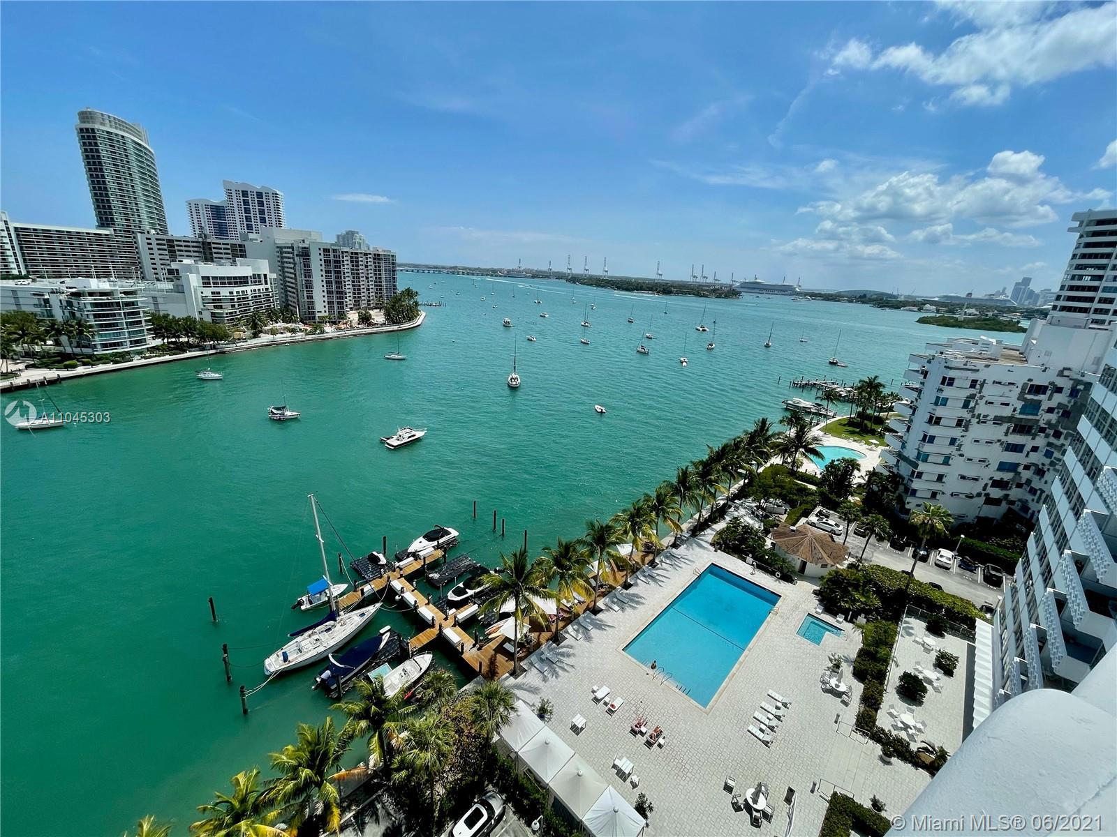 Belle Plaza #1211 - 20 Island Ave #1211, Miami Beach, FL 33139