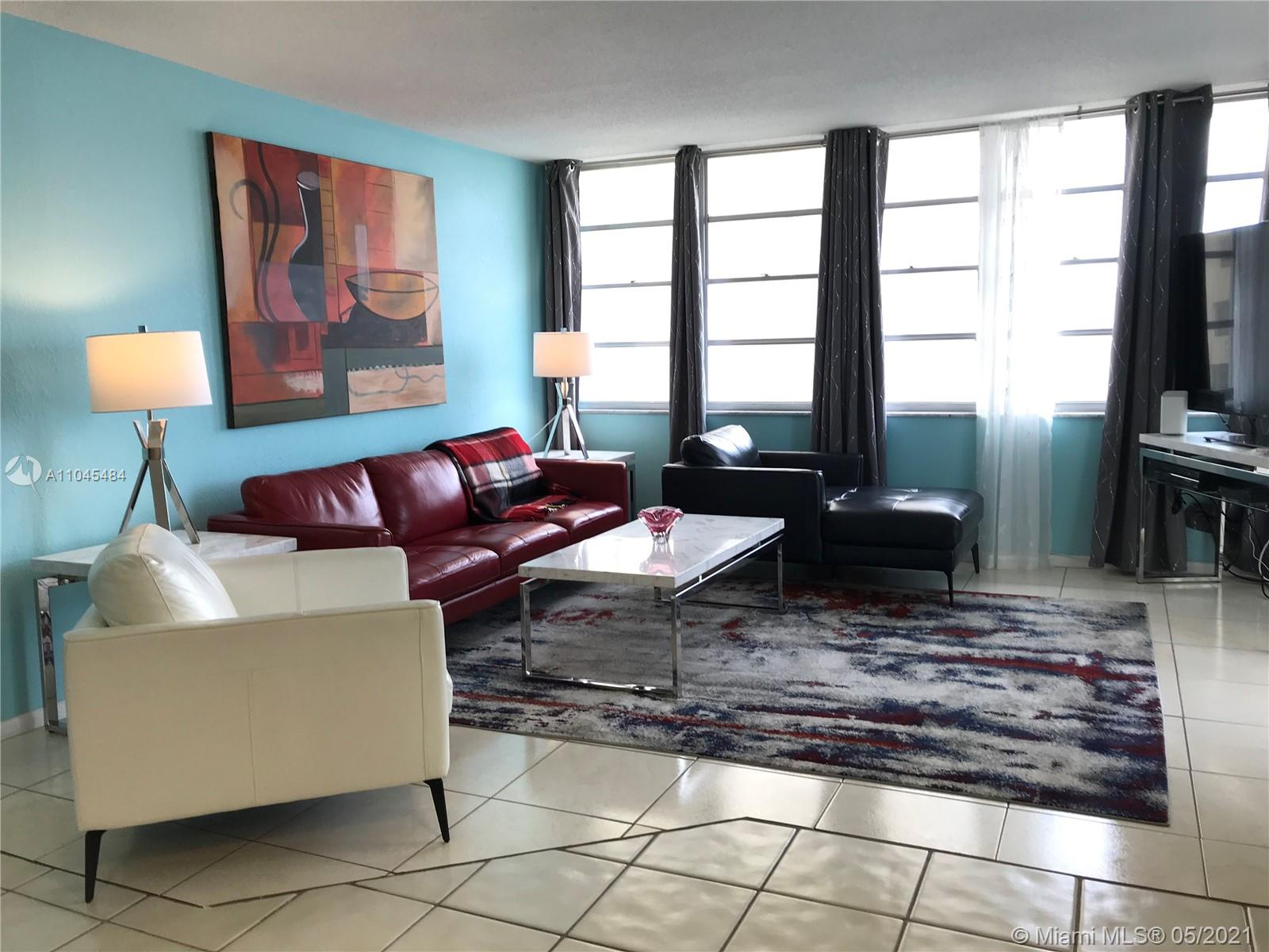 Imperial Towers Two #521 - 1817 S Ocean Dr #521, Hallandale Beach, FL 33009