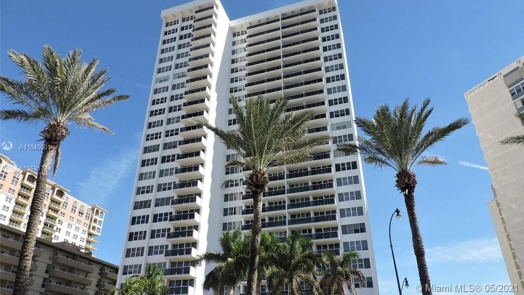 Parker Tower #806 - 3140 S Ocean Dr #806, Hallandale Beach, FL 33009