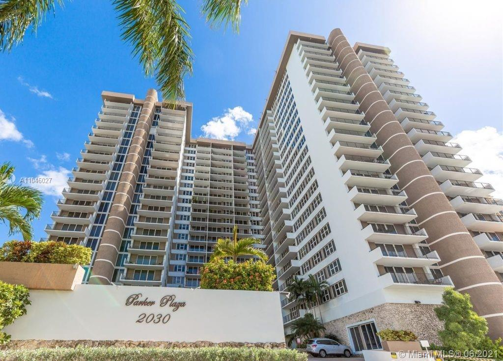 Parker Plaza #821 - 2030 S Ocean Dr #821, Hallandale Beach, FL 33009