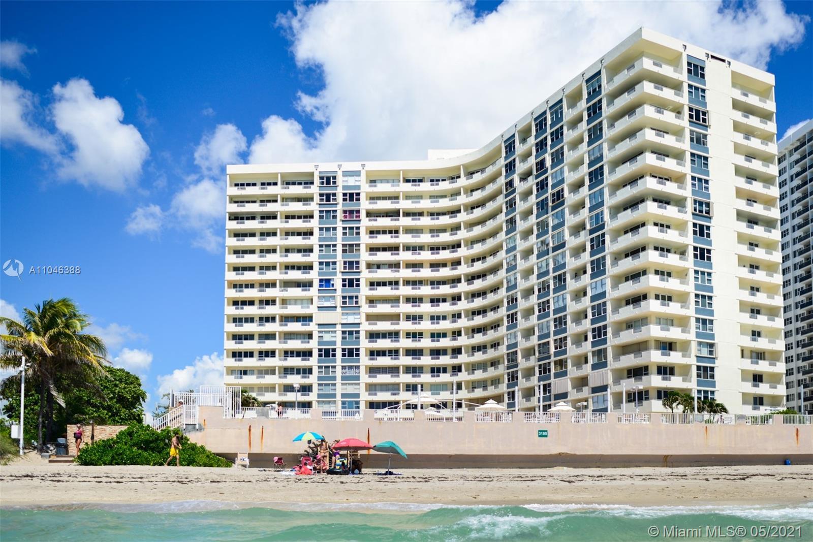 Parker Dorado #1020 - 3180 S Ocean Dr #1020, Hallandale Beach, FL 33009