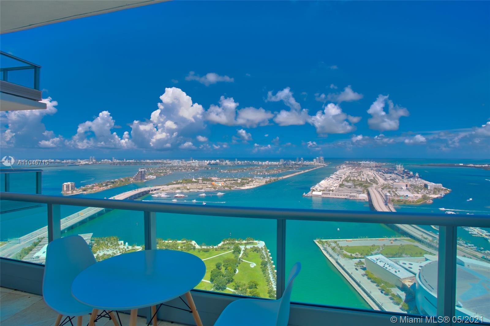 900 Biscayne Bay #5502 - 900 Biscayne Blvd #5502, Miami, FL 33132