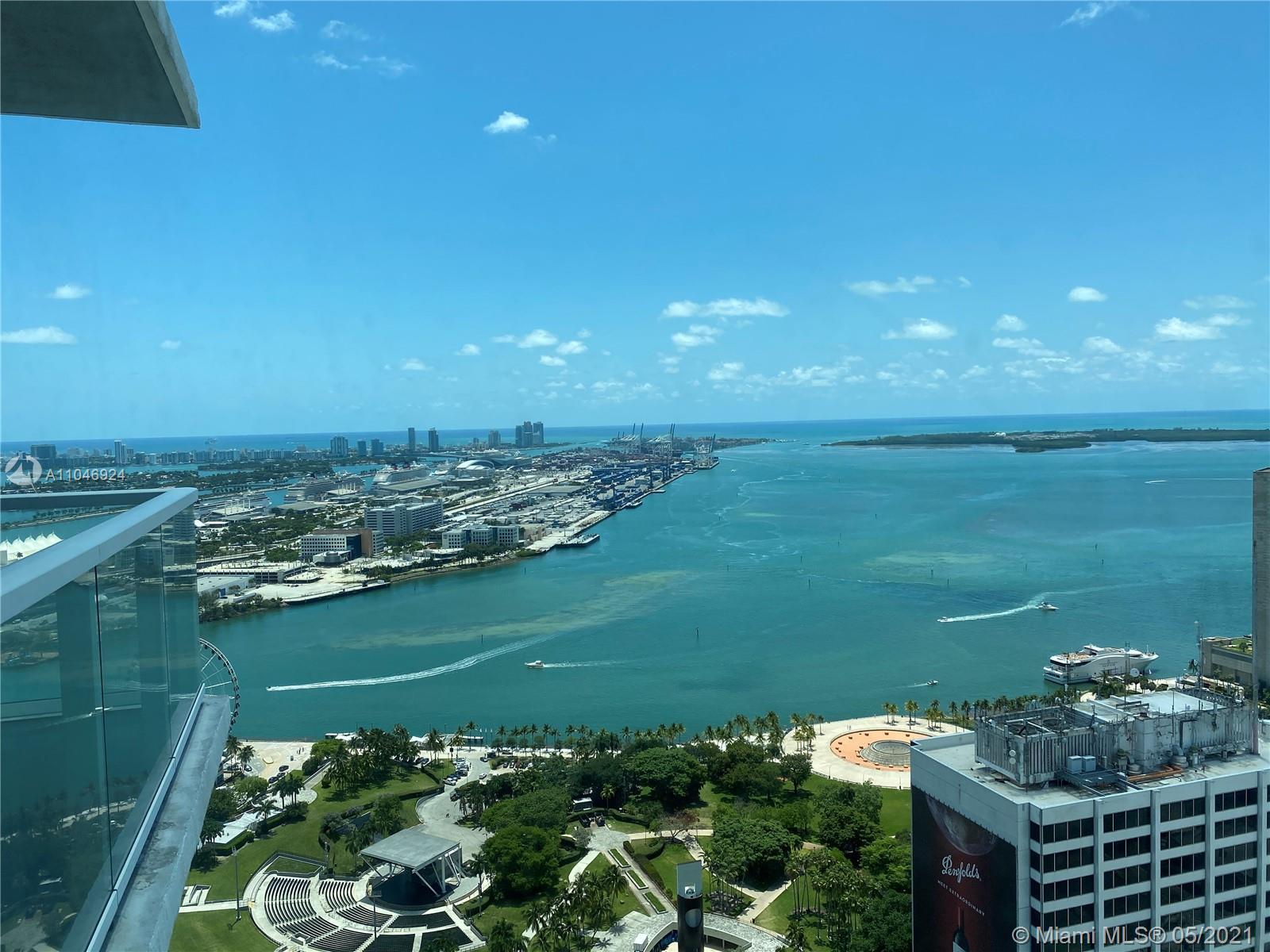 Vizcayne Two #4608 - 253 NE 2nd St #4608, Miami, FL 33132