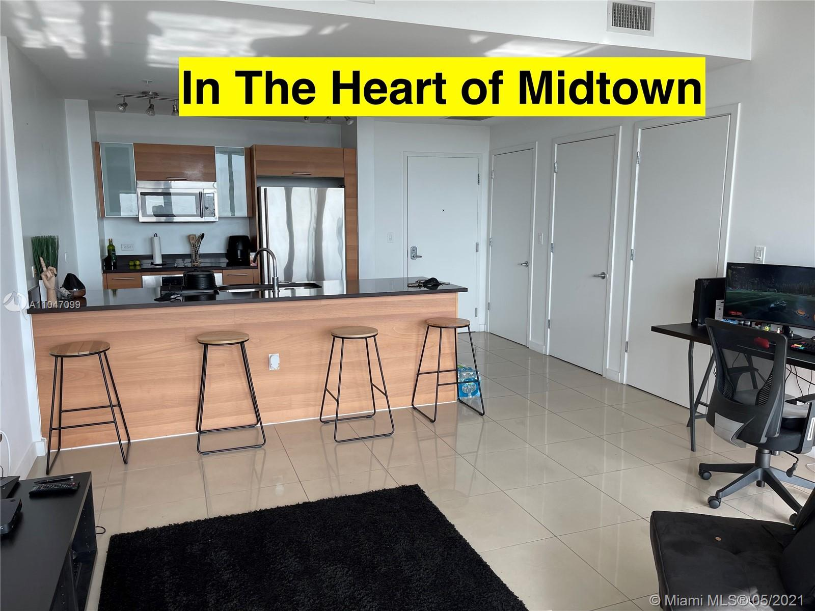 4 Midtown #H2503 - 3301 NE 1st Ave #H2503, Miami, FL 33137