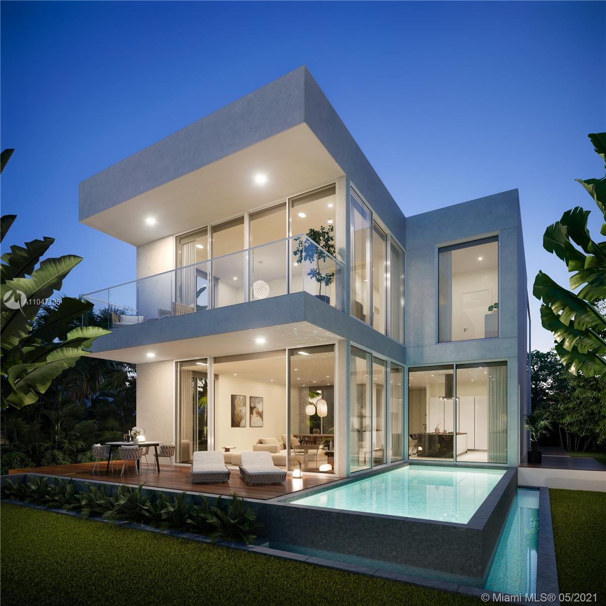 Nautilus - 840 W 47th Court, Miami Beach, FL 33140