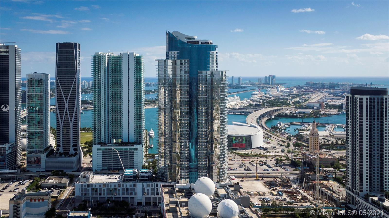 Paramount Miami Worldcenter #2303 - 851 NE 1st Ave #2303, Miami, FL 33132