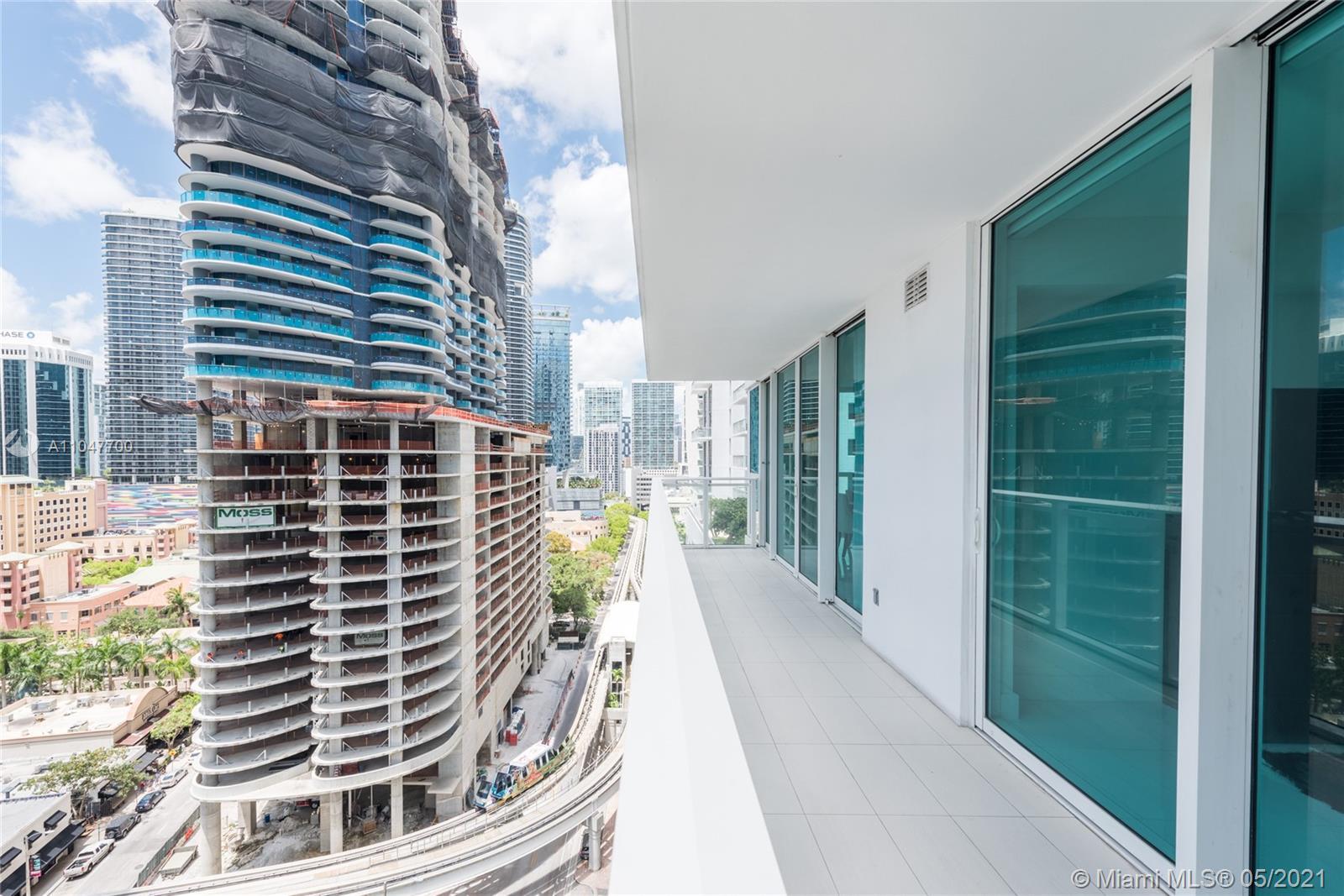 The Bond #1509 - 1080 Brickell Avenue #1509, Miami, FL 33131