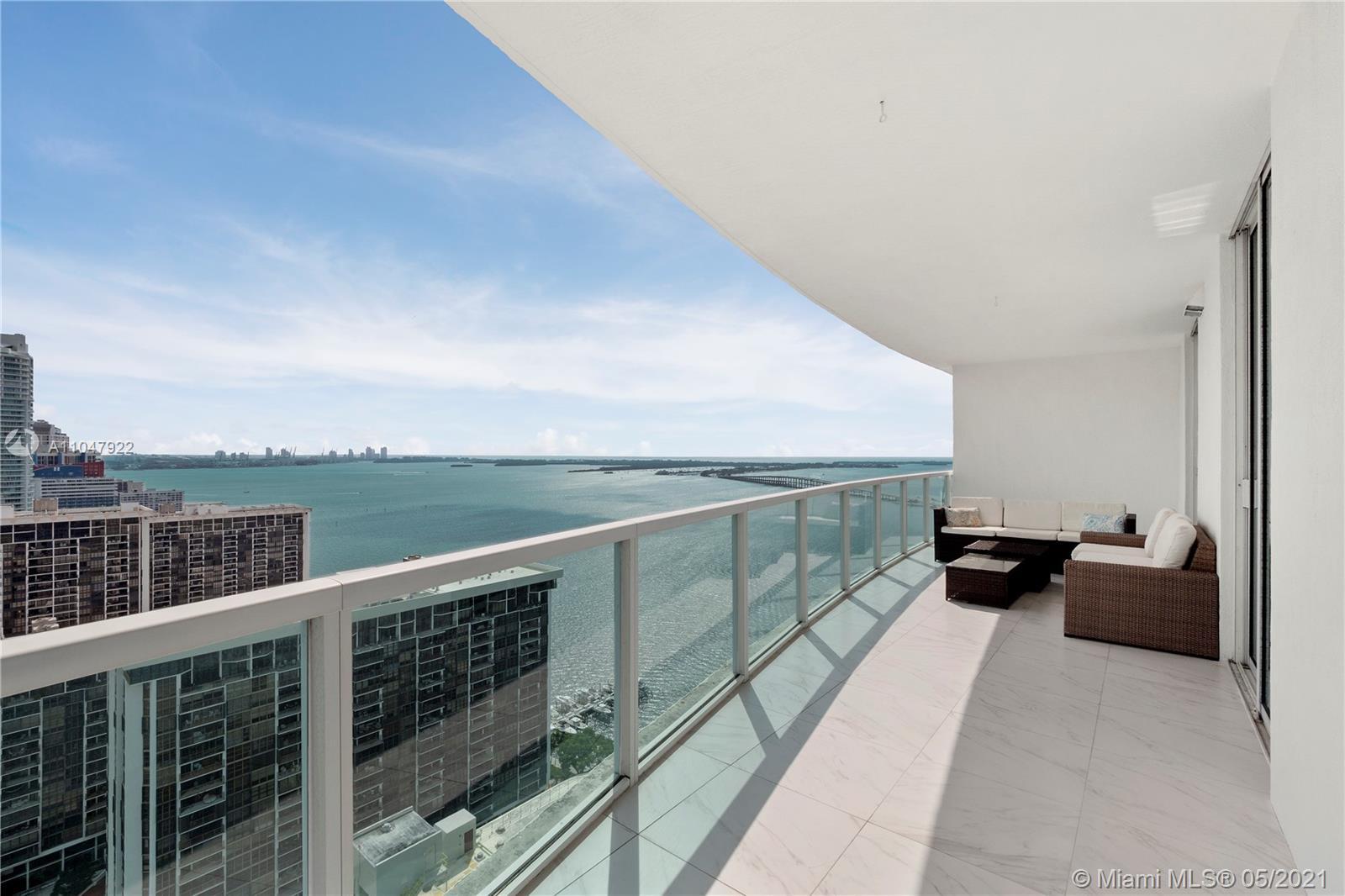 Skyline on Brickell #3202 - 2101 Brickell Ave #3202, Miami, FL 33129