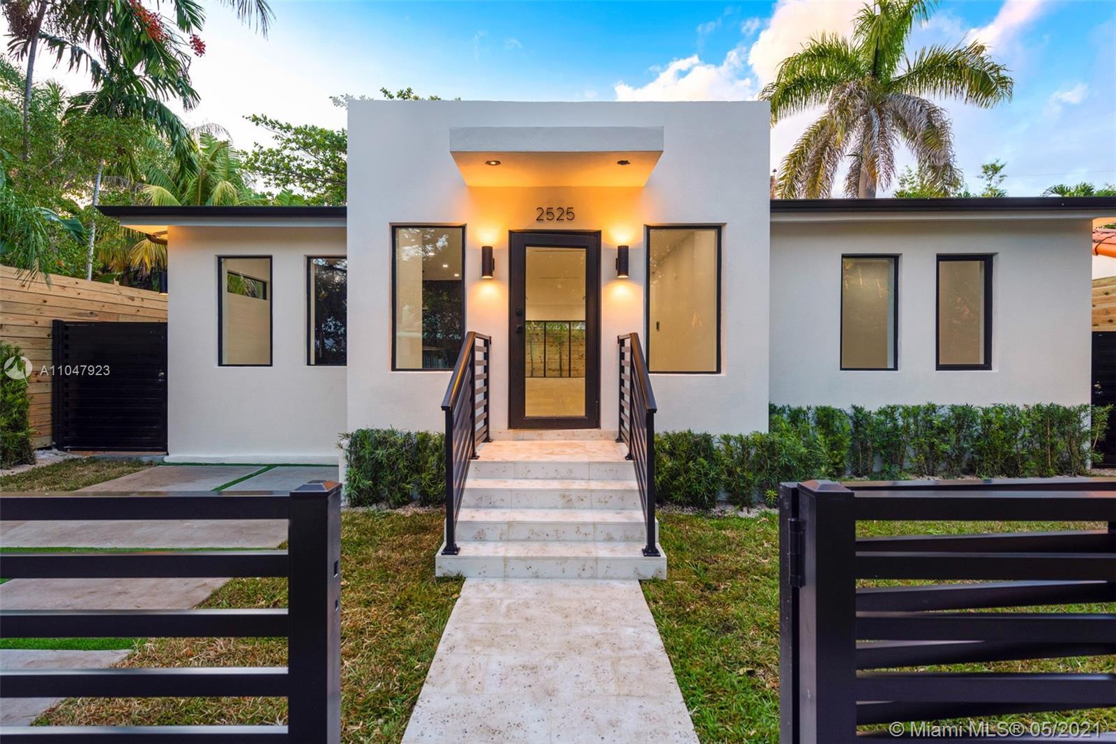 Silver Bluff - 2525 Tequesta Ln, Miami, FL 33133