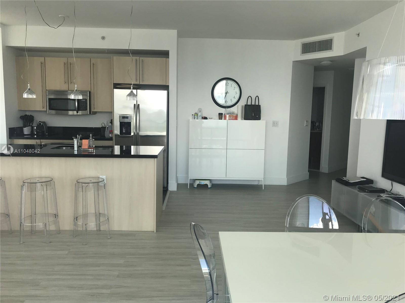 Axis on Brickell South Tower #3312-S - 79 SW 12 Street #3312-S, Miami, FL 33130