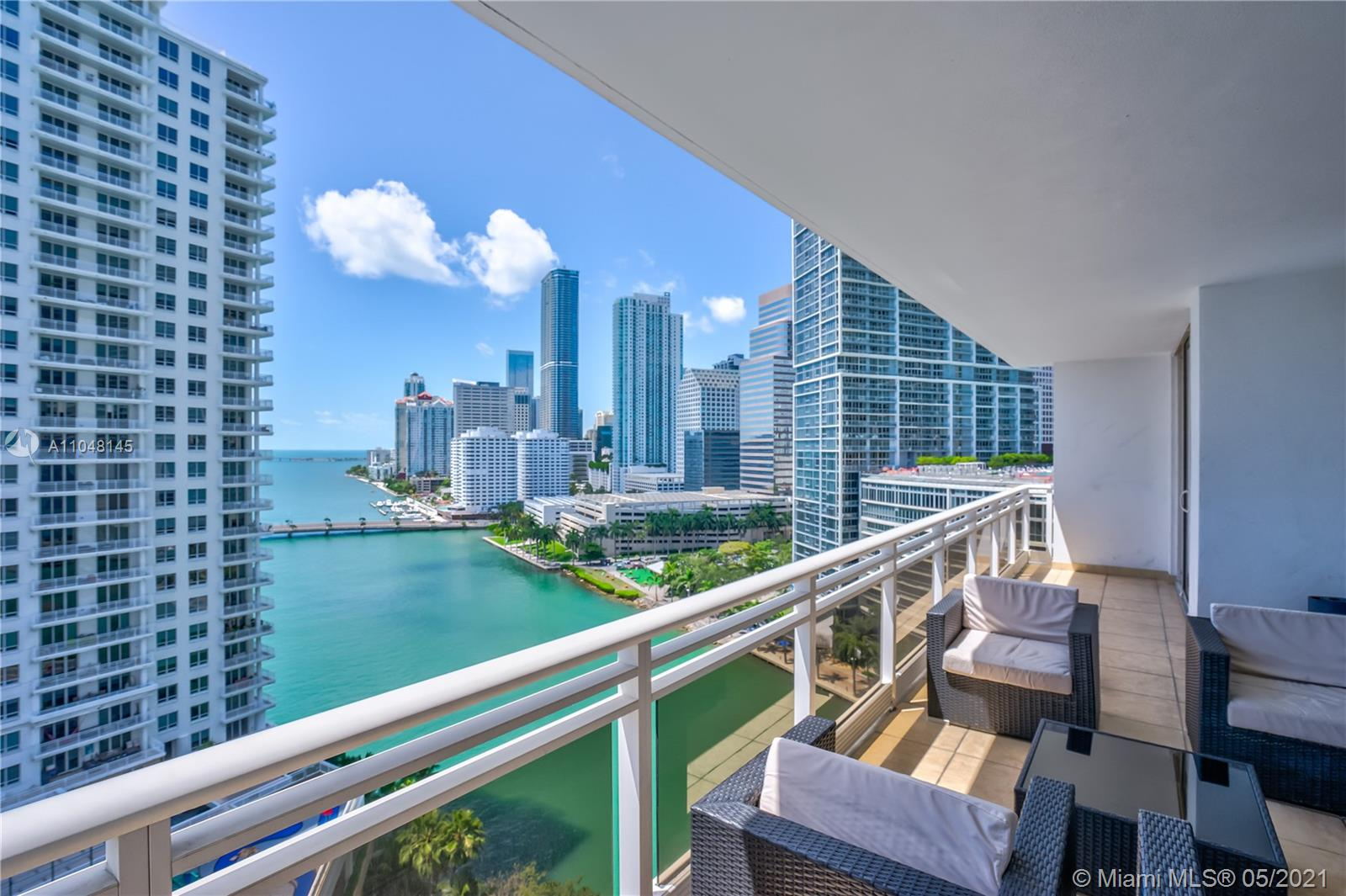 Carbonell #1703 - 901 Brickell Key Blvd #1703, Miami, FL 33131