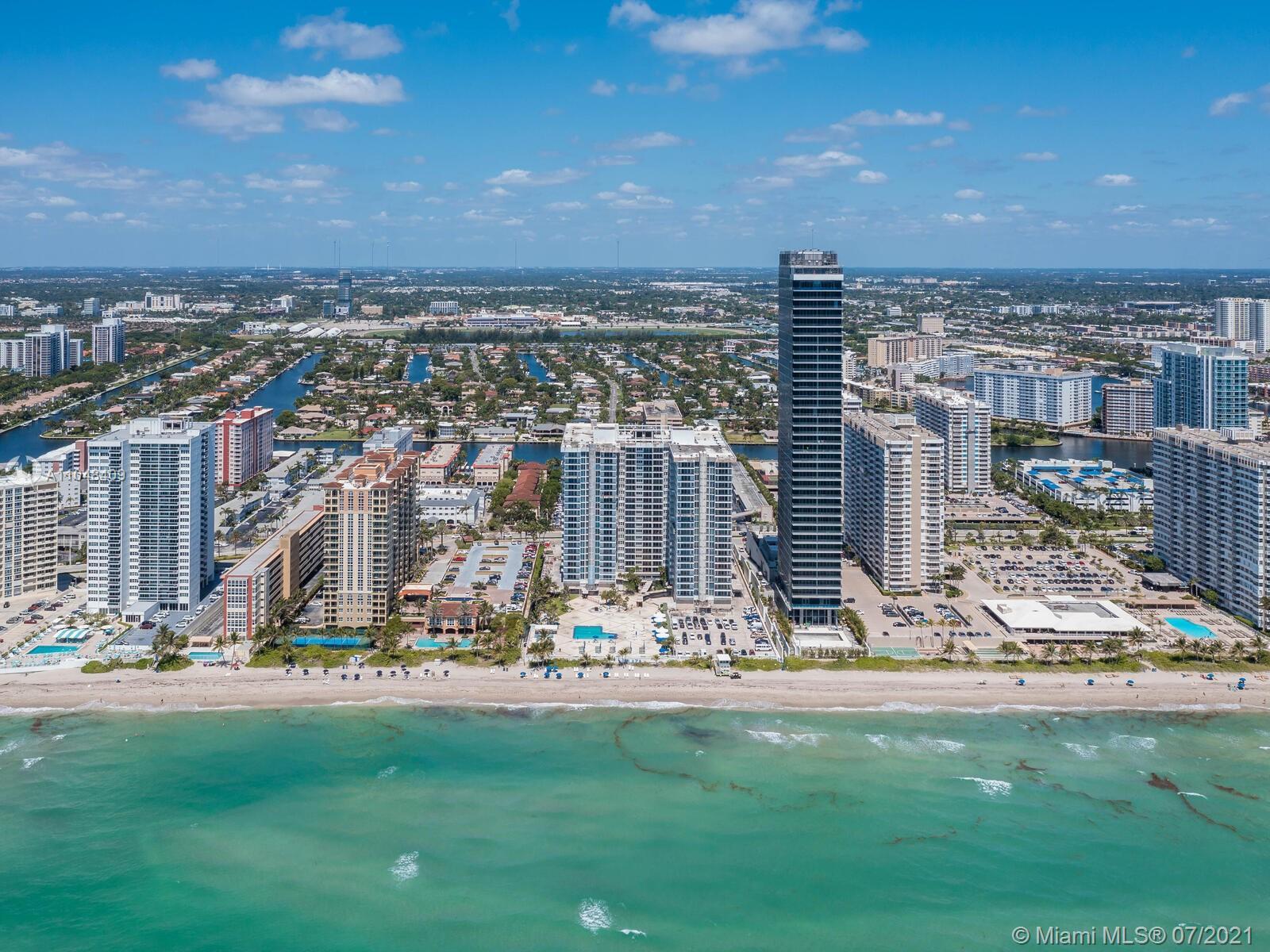 Parker Plaza #1226 - 2030 S Ocean Dr #1226, Hallandale Beach, FL 33009