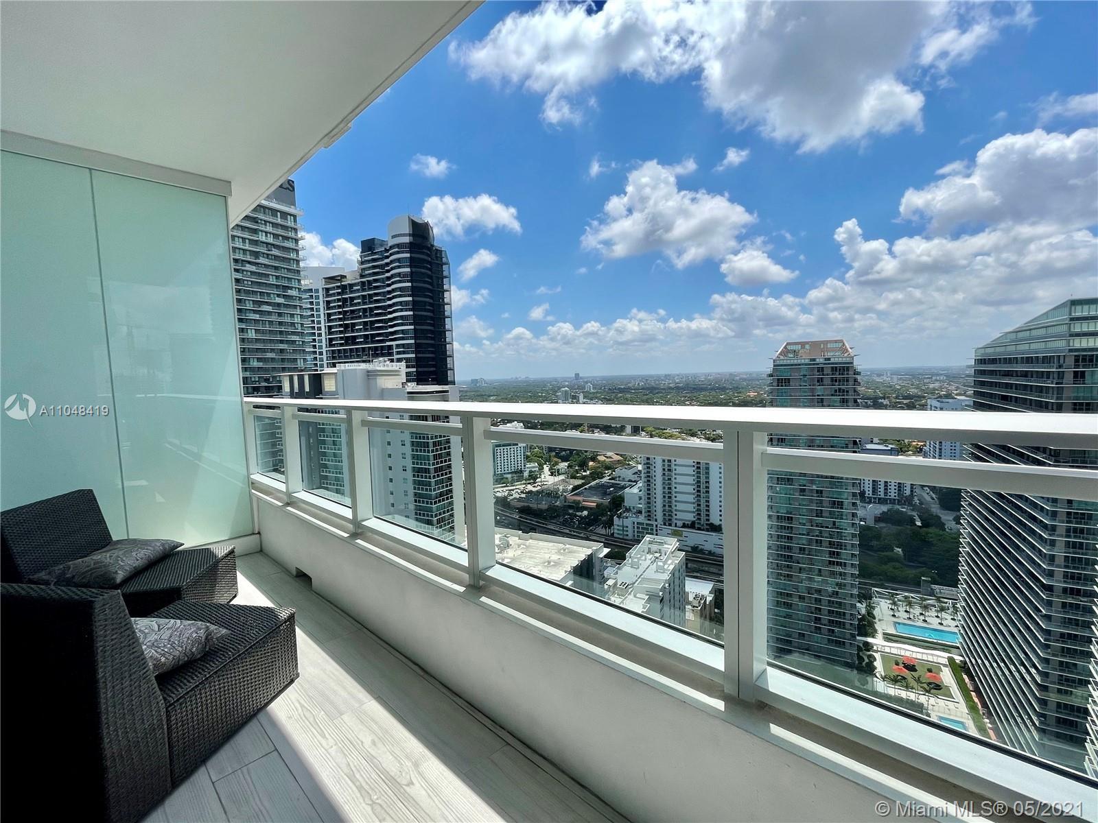 The Bond #3705 - 1080 Brickell Ave #3705, Miami, FL 33131
