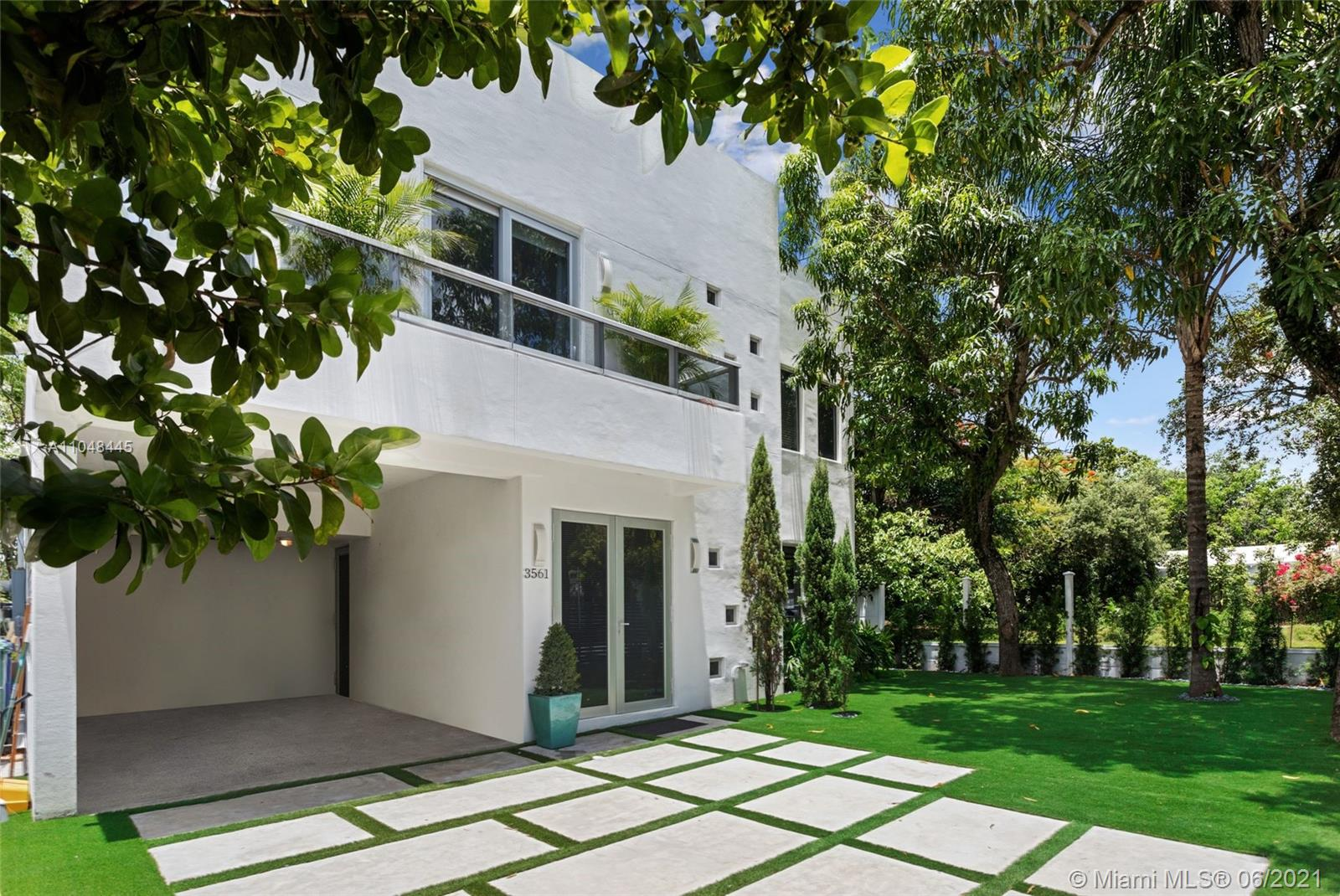 Frow Homestead - 3561 Charles Ave, Miami, FL 33133