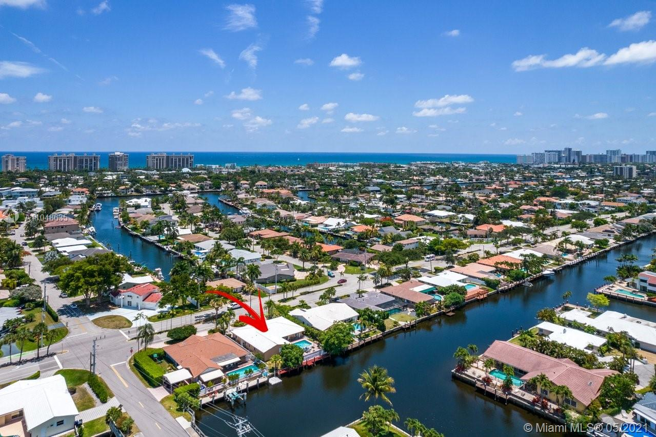 Property for sale at 5831 Bayview Dr, Fort Lauderdale,  Florida 33308