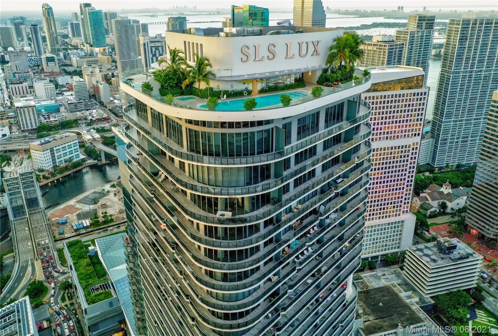 SLS Lux Brickell #2306 - 801 S Miami Ave #2306, Miami, FL 33131