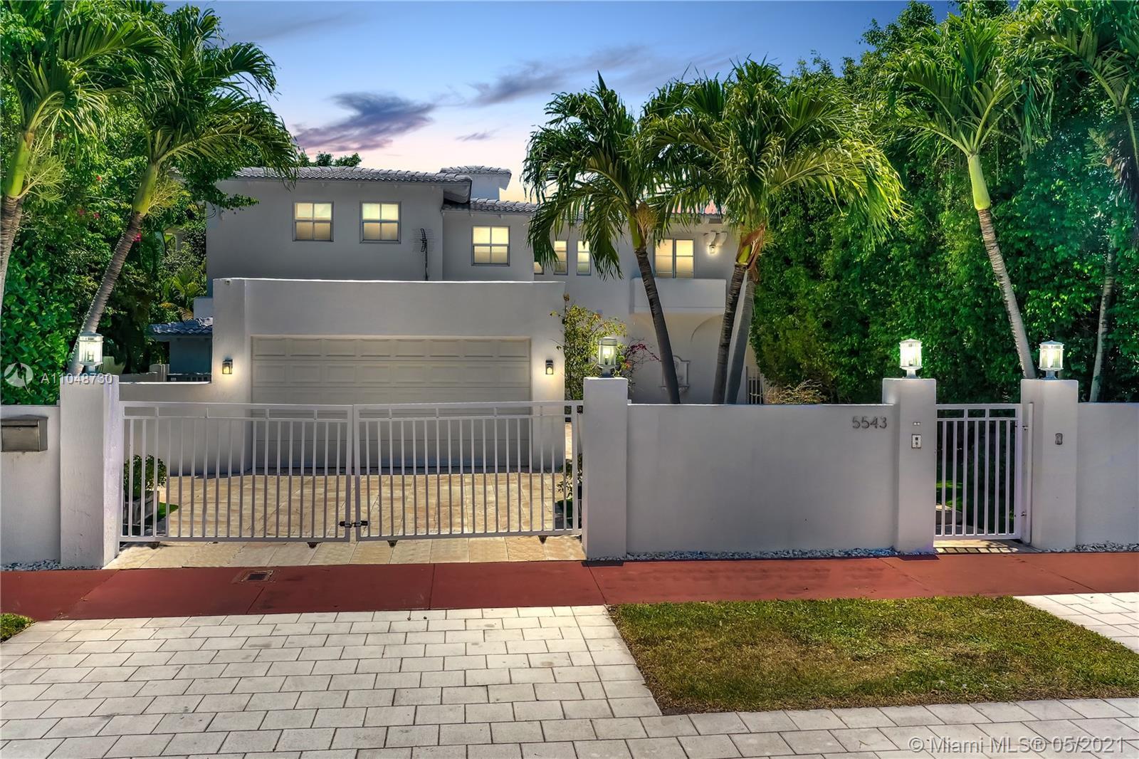 Beach View - 5543 La Gorce Dr, Miami Beach, FL 33140