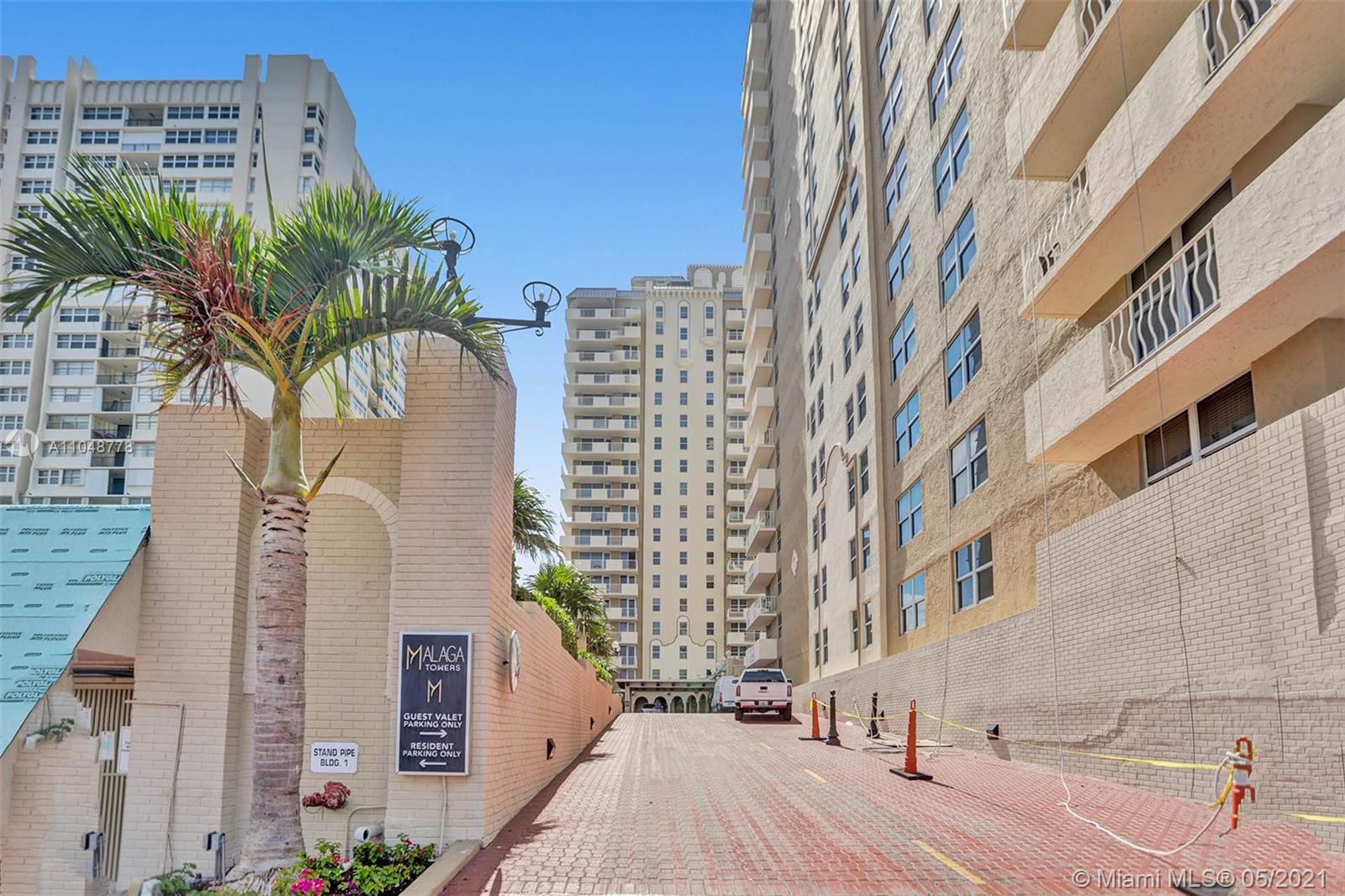 Malaga Towers Two #5D - 1920 S Ocean Dr #5D, Hallandale Beach, FL 33009