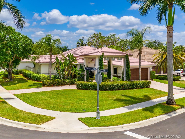Weston Hills - 2540 Montclaire Ct, Weston, FL 33327