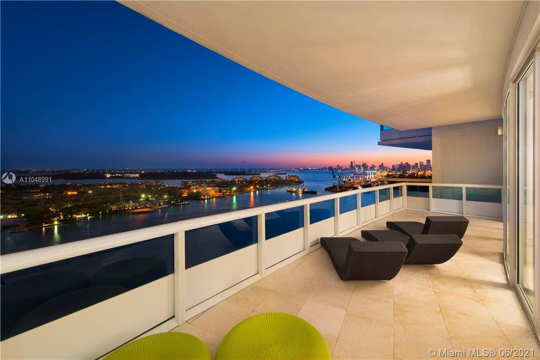 Murano At Portofino #P2803 - 1000 S Pointe Dr #P2803, Miami Beach, FL 33139